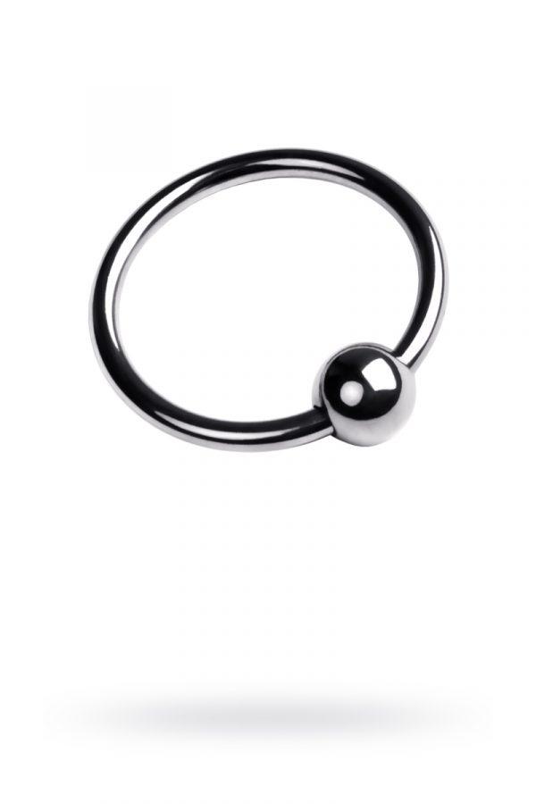 Кольцо на головку пениса, TOYFA Metal, серебристое, Категория - Секс-игрушки/Кольца и насадки/Кольца на пенис, Атрикул 0T-00009558 Изображение 1