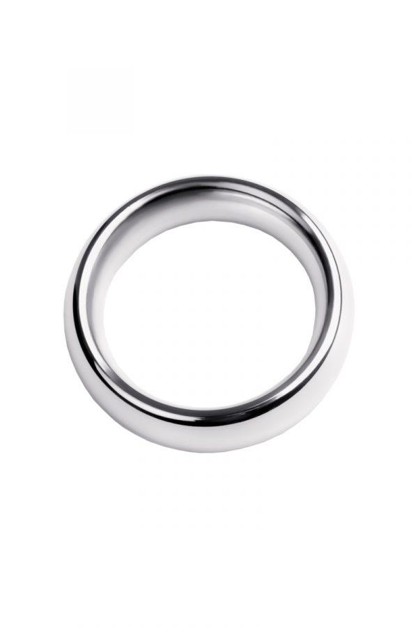 Кольцо на пенис, TOYFA Metal, серебристое, Категория - Секс-игрушки/Кольца и насадки/Кольца на пенис, Атрикул 0T-00010345 Изображение 2