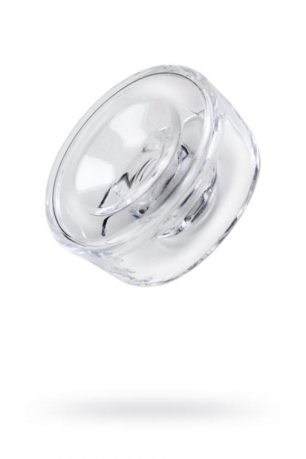 Насадка на помпу Sexus Men, TPE, прозрачный, 7,5 см, Категория - Секс-игрушки/Помпы/Аксессуары для помп, Атрикул 0T-00010368 Изображение 1