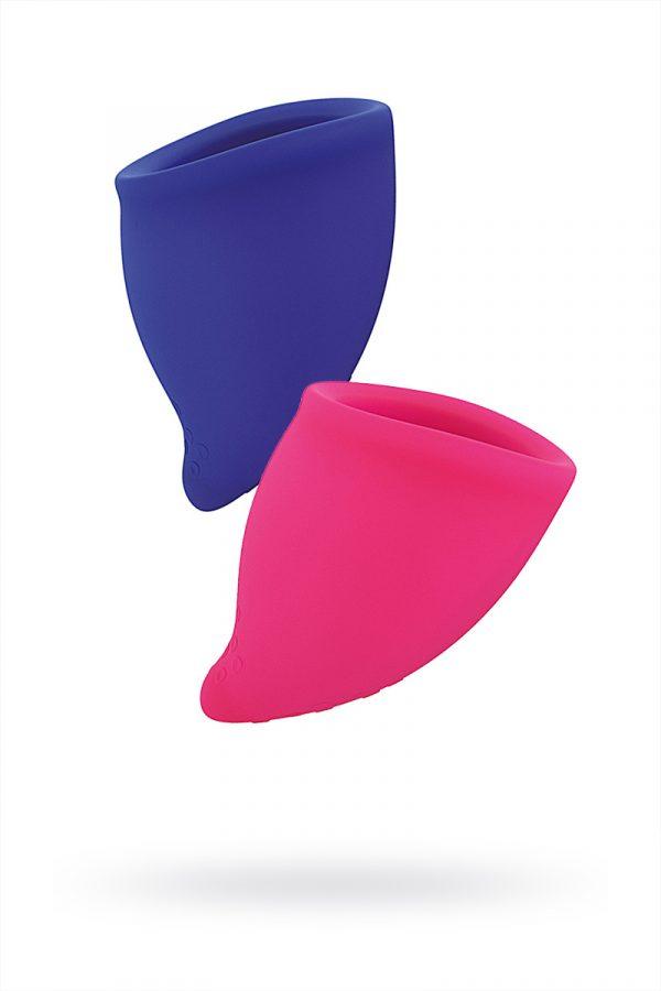 Менструальные чаши Fun  Factory FUN CUP EXPLORE KIT, Категория - Интимная косметика/Средства для интимной гигиены, Атрикул 0T-00010954 Изображение 1