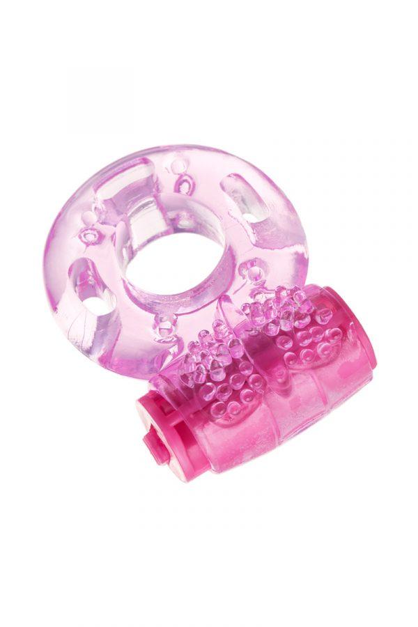 Виброкольцо TOYFA, TPE, розовый, Категория - Секс-игрушки/Кольца и насадки/Кольца на пенис, Атрикул 0T-00010811 Изображение 3
