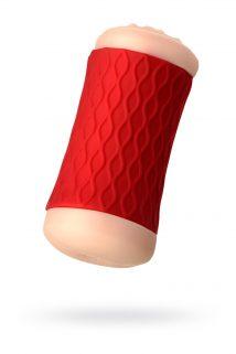 Мастурбатор двусторонний JOS NADIN, TPR, телесный, 14,5 см, Категория - Секс-игрушки/Мастурбаторы/Реалистичные мастурбаторы, Атрикул 0T-00011173 Изображение 1