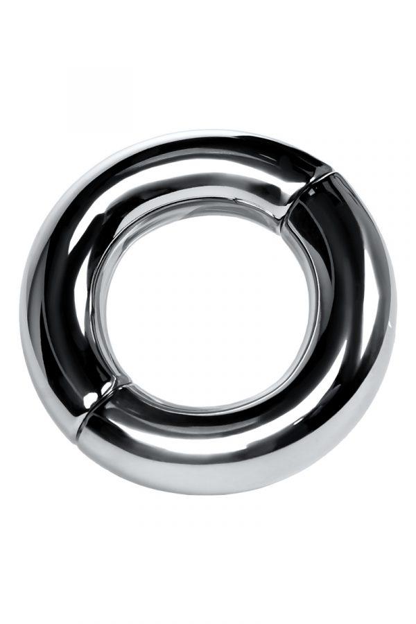Утяжелитель на мошонку на магнитах, TOYFA Metal, серебристый, Категория - БДСМ, фетиш/Медицинский фетиш, Атрикул 0T-00009580 Изображение 2