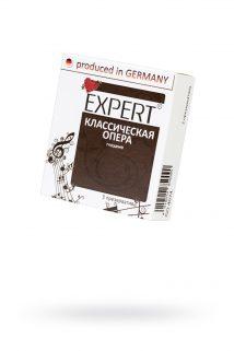 Презервативы Expert ''Классическая опера'' №3, классика, 3шт, Категория - Презервативы/Классические презервативы, Атрикул 0T-00011619 Изображение 1