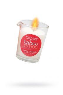 Массажное аромамасло с афродизиаками для женщин RUF Taboo - Plaisir charnel, плотское удовольствие, 60 г, Категория - Интимная косметика/Средства для массажа/Массажные свечи, Атрикул 0T-00011556 Изображение 1