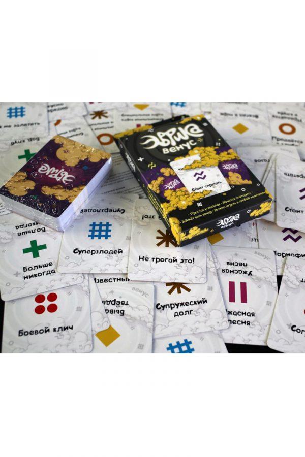 Игра настольная ''Эврика Венус '', Категория - Подарки и игры/Эротические подарки, игры и сувениры, Атрикул 0T-00011945 Изображение 3