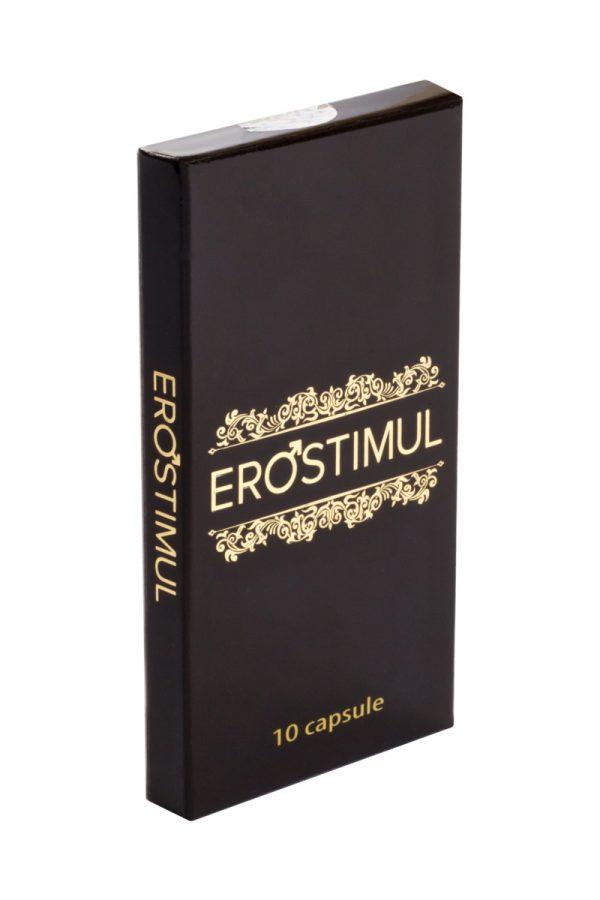 Капсулы EroSTIMUL  для мужчин 10 капсул, Категория - БАДы/БАДы для мужчин, Атрикул 0T-00012213 Изображение 3