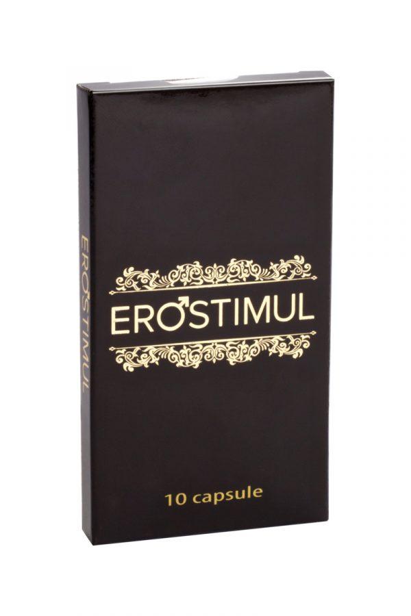 Капсулы EroSTIMUL  для мужчин 10 капсул, Категория - БАДы/БАДы для мужчин, Атрикул 0T-00012213 Изображение 2