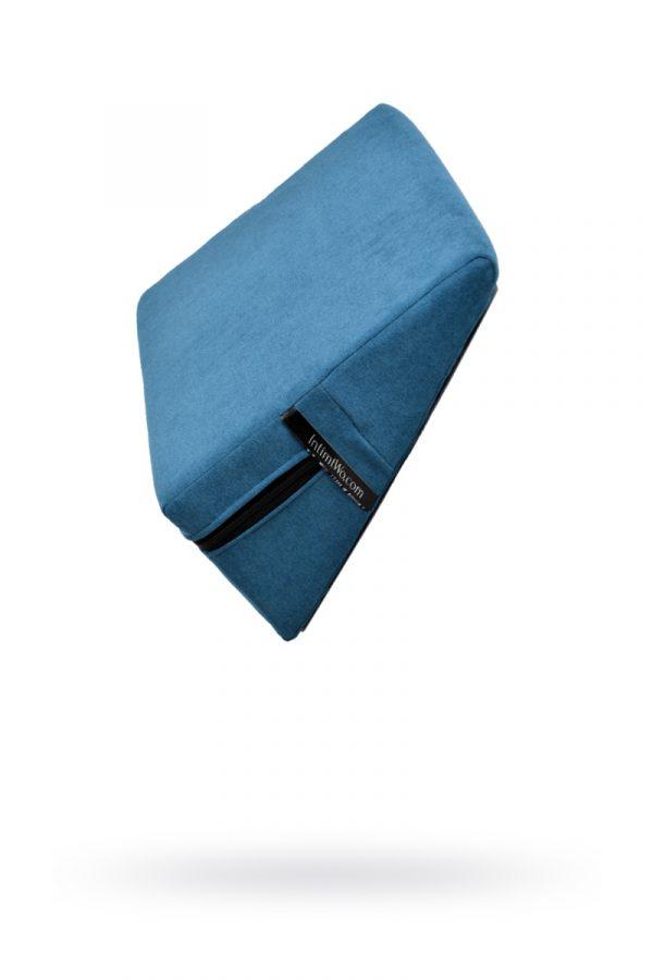 Подушка для секса IntimtWo, синяя, Категория - Секс-игрушки/Секс-машины и аксессуары для секса/Секс-мебель, Атрикул 0T-00012652 Изображение 1
