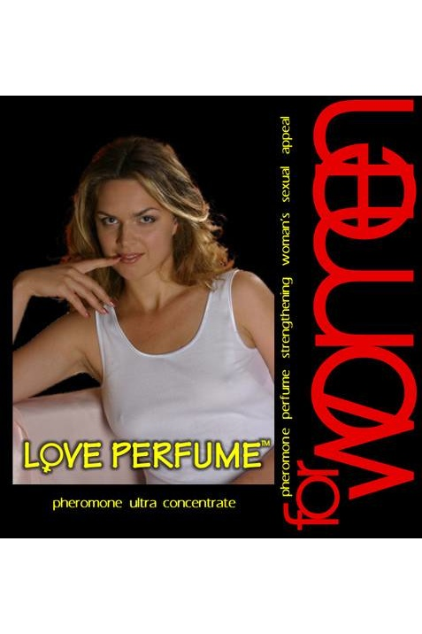 Концентрат феромонов/Love Parfum/ жен. 10мл, Категория - Интимная косметика/Косметика с феромонами/Концентраты феромонов, Атрикул 00133152 Изображение 2