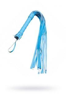 Плеть Sitabella голубая,65 см, Категория - БДСМ, фетиш/Ударные девайсы/Кнуты, плети, флоггеры, Атрикул 0T-00005933 Изображение 1