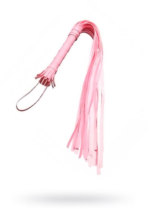 Плеть Sitabella розовая,65 см, Категория - БДСМ, фетиш/Ударные девайсы/Кнуты, плети, флоггеры, Атрикул 0T-00005934 Изображение 1