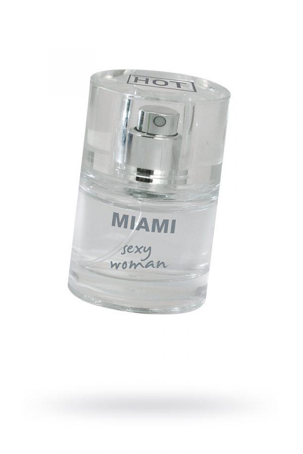 Духи для женщин Miami Sexy 30 мл, Категория - Интимная косметика/Косметика с феромонами/Духи с феромонами, Атрикул 0T-00005984 Изображение 1