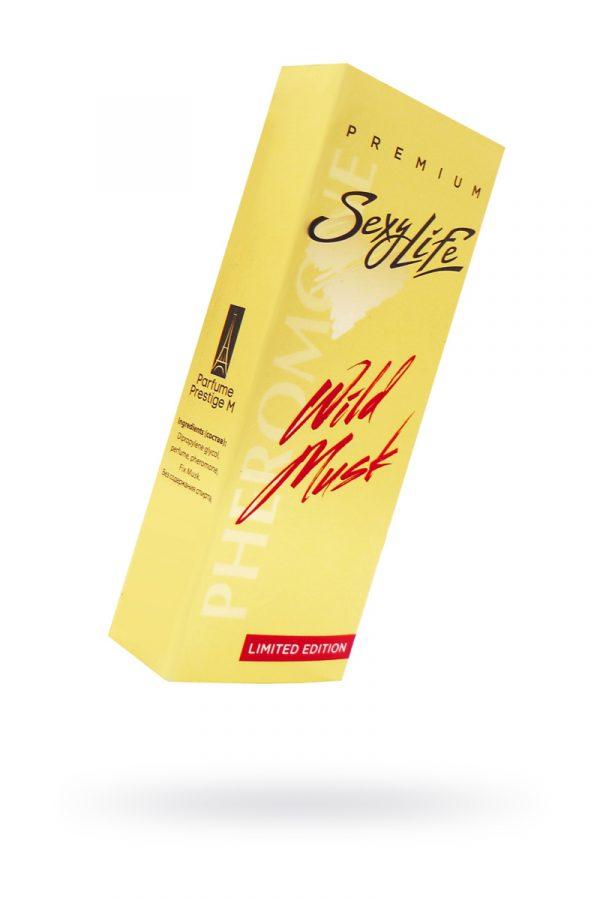 Духи с феромонами Wild Musk №14 философия аромата Montale -  Rose Elixir, женские, 10 мл, Категория - Интимная косметика/Косметика с феромонами/Духи с феромонами, Атрикул 0T-00013615 Изображение 1
