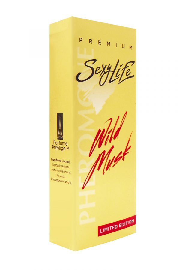 Духи с феромонами Wild Musk №14 философия аромата Montale -  Rose Elixir, женские, 10 мл, Категория - Интимная косметика/Косметика с феромонами/Духи с феромонами, Атрикул 0T-00013615 Изображение 2