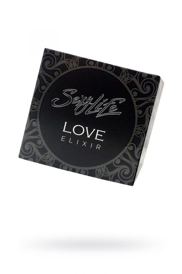 Эфирное масло-афродизиак Sexy Life Love Elixir, 5 мл, Категория - Интимная косметика/Косметика с феромонами/Концентраты феромонов, Атрикул 0T-00007881 Изображение 1