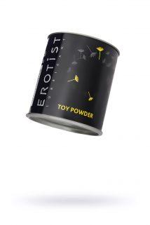 Пудра для игрушек Erotist  TOY POWDER, 50 г, Категория - Секс-игрушки/Хранение и уход за секс-игрушками/Средства для ухода за секс-игрушками, Атрикул 0T-00009056 Изображение 1