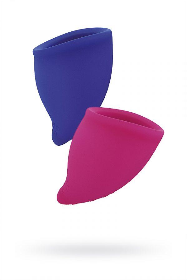 Менструальные чаши Fun  Factory FUN CUP набор В, Категория - Интимная косметика/Средства для интимной гигиены, Атрикул 0T-00011160 Изображение 1