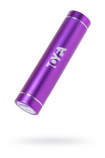 Портативное зарядное устройство TOYFA A-toys, 2400 mAh, microUSB, Категория - Секс-игрушки/Элементы питания и зарядные устройства/Элементы питания, Атрикул 0T-00012684 Изображение 1