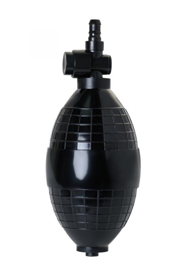 Помпы для клитора и вагины SAIZ Basic, силикон+ABS пластик, чёрный, 42 см, Категория - Секс-игрушки/Помпы/Помпы для клитора и вагины, Атрикул 0T-00013072 Изображение 2