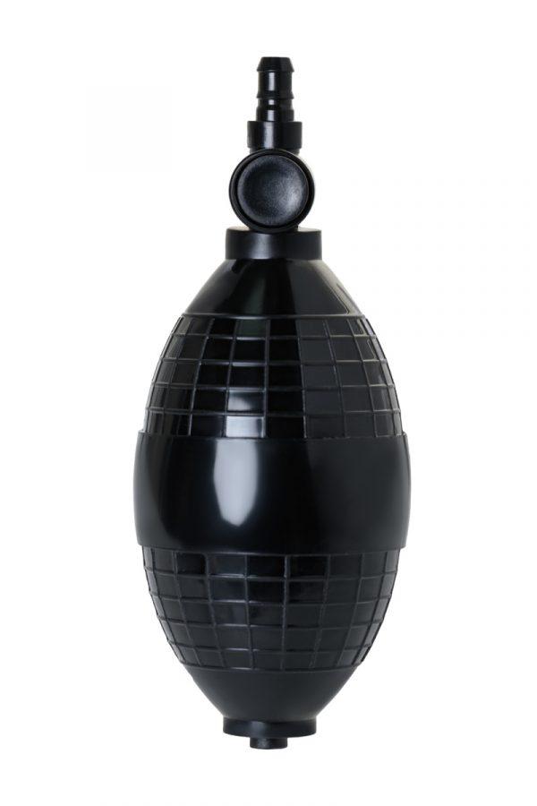 Помпы для клитора и вагины SAIZ Basic, силикон+ABS пластик, чёрный, 42 см, Категория - Секс-игрушки/Помпы/Помпы для клитора и вагины, Атрикул 0T-00013072 Изображение 3