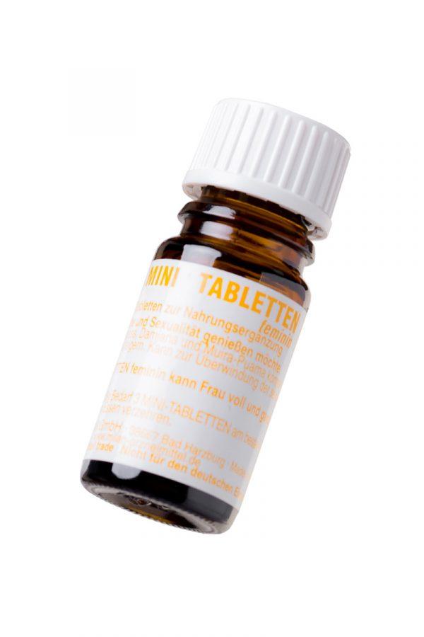 Таблетки  возбуждающие  Milan Sex-Mini-Tabletten-feminin для женщин, 30 шт, Категория - БАДы/БАДы для женщин, Атрикул 00000074 Изображение 2