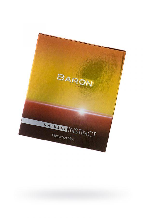 Парфюмерная вода Natural Instinct Baron, для мужчин, 100 мл, Категория - Интимная косметика/Косметика с феромонами/Духи с феромонами, Атрикул 0T-00005401 Изображение 1