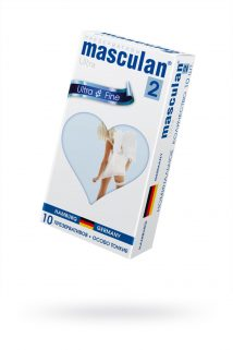 Презервативы Masculan Ultra 2,  10 шт.Особо тонкие (Ultra Fine)  ШТ, Категория - Презервативы/Классические презервативы, Атрикул 0T-00005550 Изображение 1