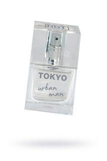 Духи для мужчин Tokyo Urban 30 мл, Категория - Интимная косметика/Косметика с феромонами/Духи с феромонами, Атрикул 0T-00005982 Изображение 1