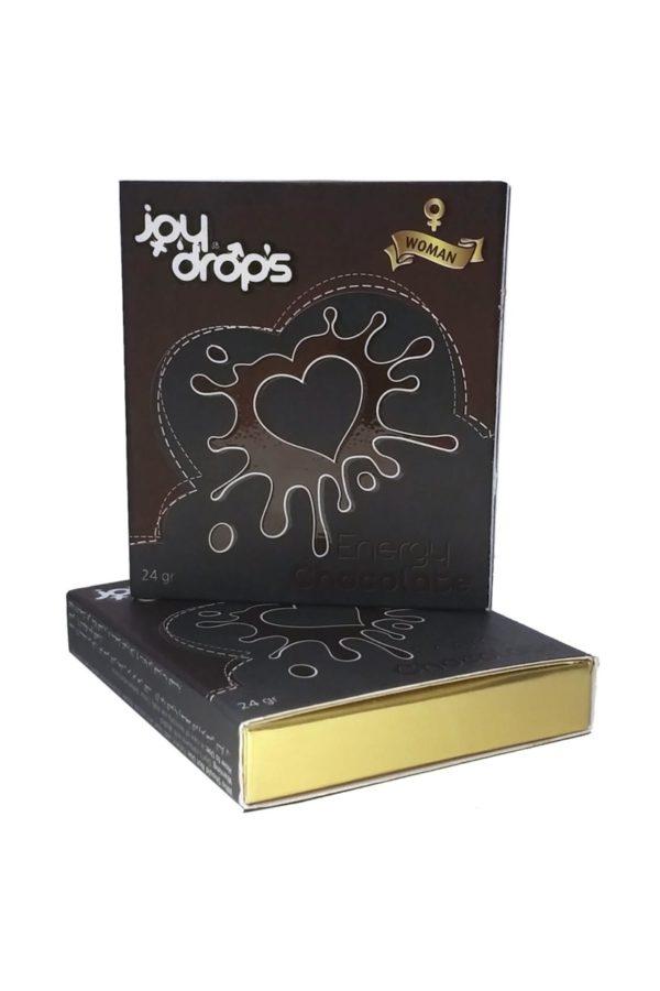 Возбуждающий шоколад для женщин JOYDROPS24 гр., Категория - БАДы/БАДы для женщин, Атрикул 0T-00005530 Изображение 1