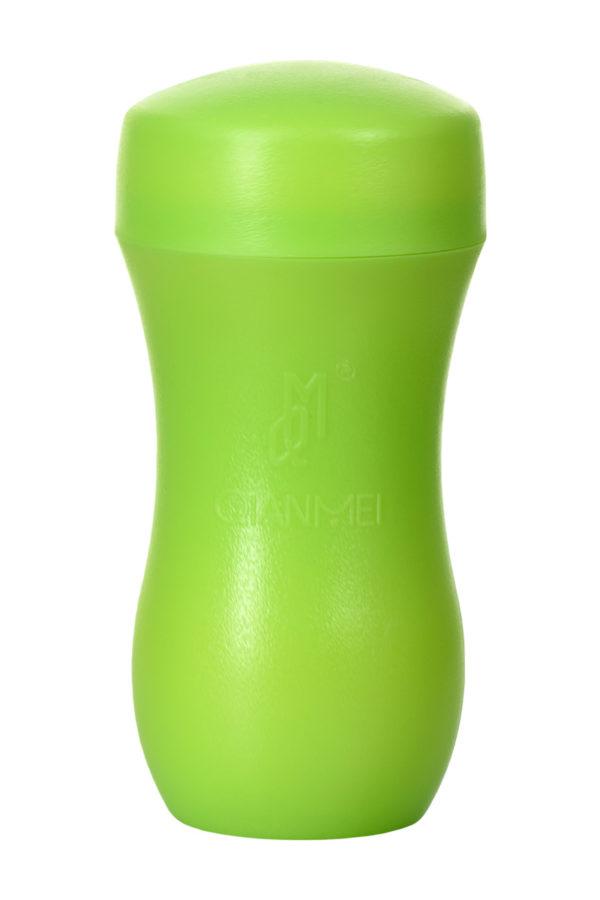 Мастурбатор TOYFA A-Toys, вагина, зеленый/телесный, 14 см, Категория - Секс-игрушки/Мастурбаторы/Реалистичные мастурбаторы, Атрикул 0T-00012205 Изображение 2