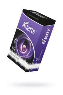 Презервативы ''Arlette'' №6, XXL Увеличенные 6 шт., Категория - Презервативы/Рельефные и фантазийные презервативы, Атрикул 0T-00014097 Изображение 1