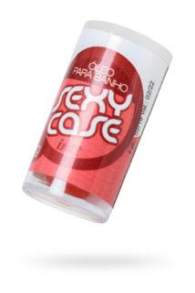 Масло для ванны и массажа в капсулах INTT SEXY CASE с ароматом Gabriela Sabatini, 2 капсулы, 3 г, Категория - Интимная косметика/Средства для массажа/Гели и масла, Атрикул 0T-00013372 Изображение 1
