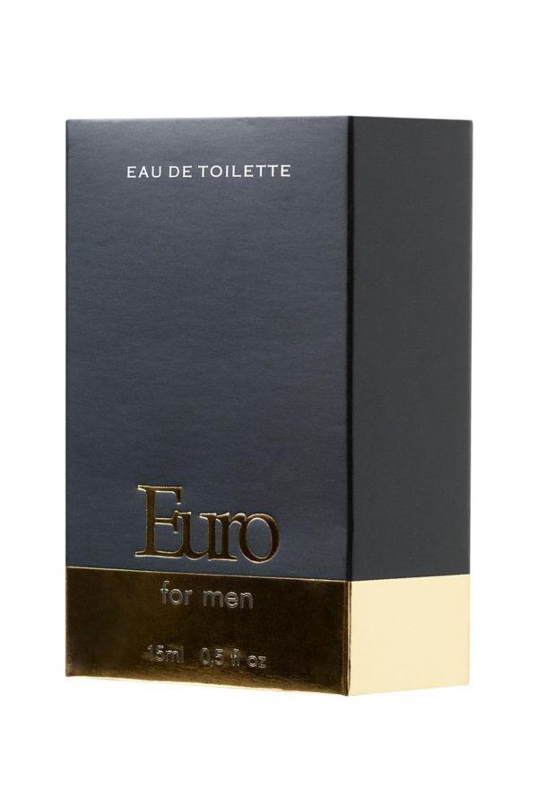 Парфюмерная вода INTT EURO с высоким содержанием афродизиаков для мужчин, 15 мл, Категория - Интимная косметика/Косметика с феромонами/Духи с феромонами, Атрикул 0T-00013363 Изображение 2