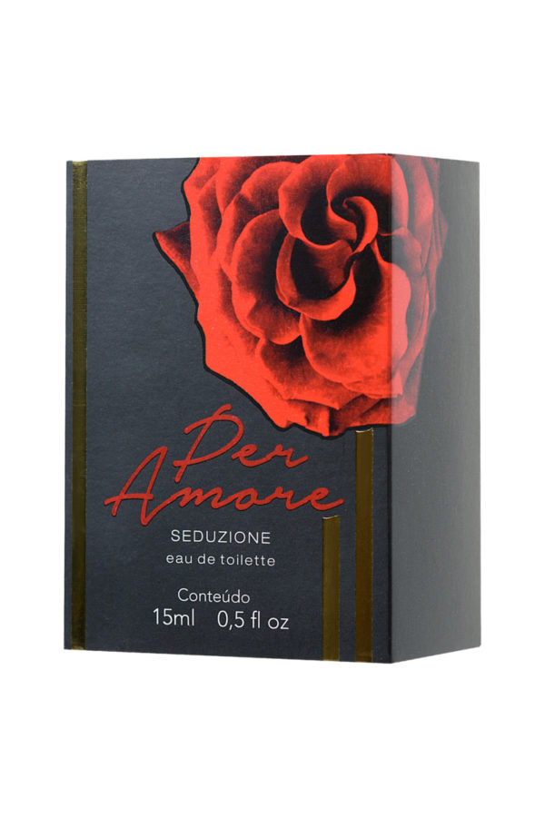 Парфюмерная вода INTT PER AMORE с высоким содержанием афродизиаков для женщин, 15 мл, Категория - Интимная косметика/Косметика с феромонами/Духи с феромонами, Атрикул 0T-00013362 Изображение 2