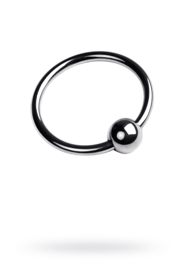 Кольцо на головку пениса, TOYFA Metal, серебристое, Категория - Секс-игрушки/Кольца и насадки/Кольца на пенис, Атрикул 0T-00009559 Изображение 1