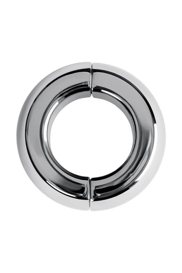 Утяжелитель на мошонку на магнитах, TOYFA Metal, серебристый, Категория - БДСМ, фетиш/Медицинский фетиш, Атрикул 0T-00009585 Изображение 2