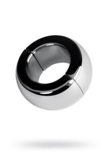 Утяжелитель на мошонку на магнитах, TOYFA Metal, серебристый, Категория - БДСМ, фетиш/Медицинский фетиш, Атрикул 0T-00009585 Изображение 1