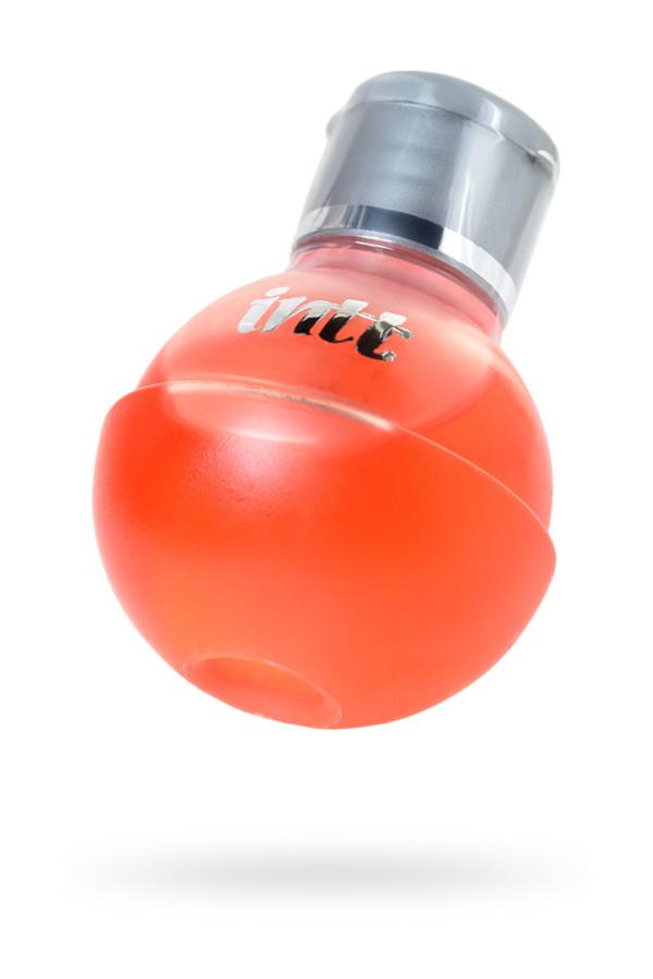 Массажное масло для поцелуев INTT FRUIT SEXY Watermelon с разогревающим эффектом и ароматом арбуза, 40 мл, Категория - Интимная косметика/Средства для массажа/Гели и масла, Атрикул 0T-00013339 Изображение 1