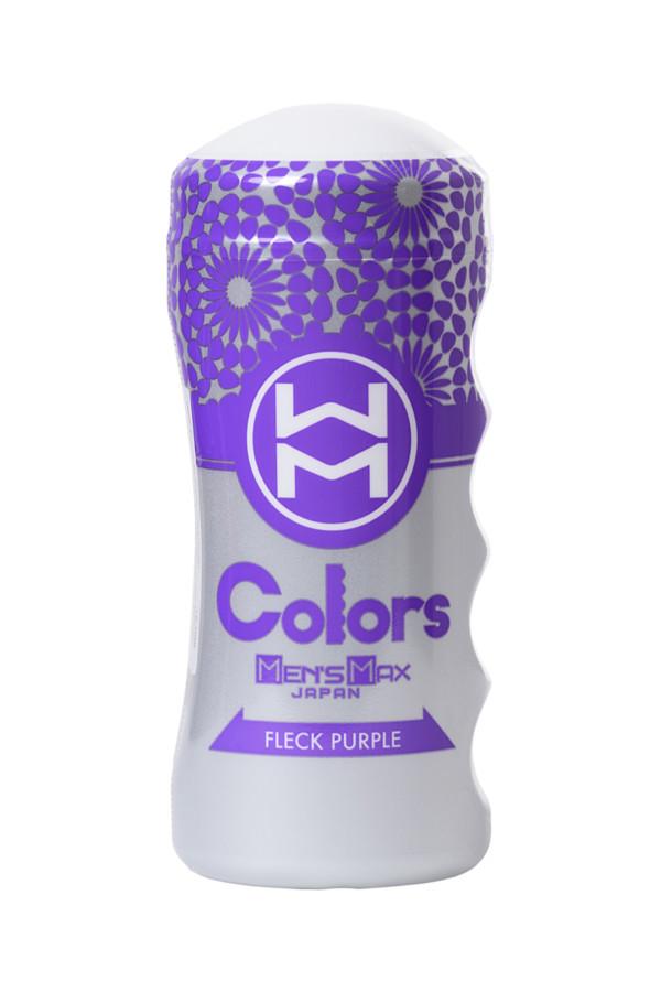 Мастурбатор нереалистичный, Colors Flick Purple MensMax, TPE, Категория - Секс-игрушки/Мастурбаторы/Нереалистичные мастурбаторы, Атрикул 0T-00013574 Изображение 3