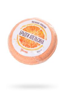 Бомбочка для ванны Yovee by Toyfa «Брызги апельсина», с ароматом апельсина, 70 г, Категория - Интимная косметика/Косметика для ванны и душа/Релакс-средства, Атрикул 0T-00014890 Изображение 1