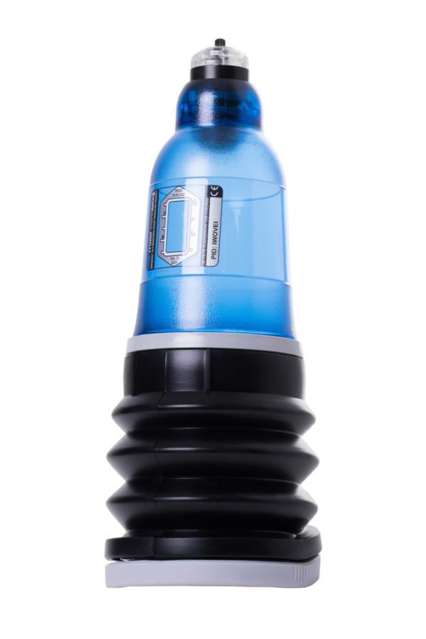 Гидропомпа Bathmate HYDROMAX3, ABS пластик, голубая, 22 см, Категория - Секс-игрушки/Помпы/Помпы для пениса, Атрикул 0T-00014697 Изображение 3