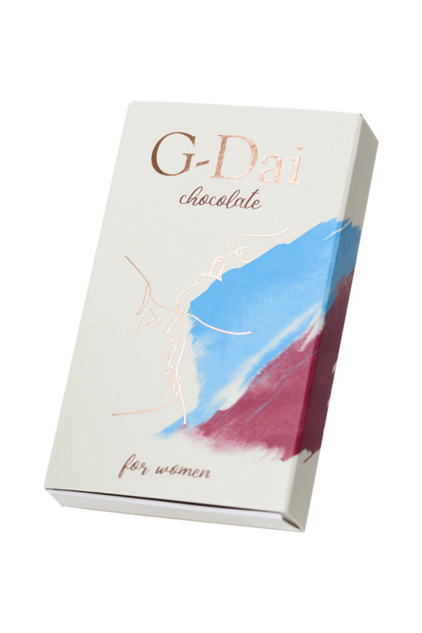 Возбуждающий шоколад для женщин ''G-Dai'', 15 гр, Категория - БДСМ, фетиш/БАДы/БАДы для женщин, Атрикул 0T-00015330 Изображение 2