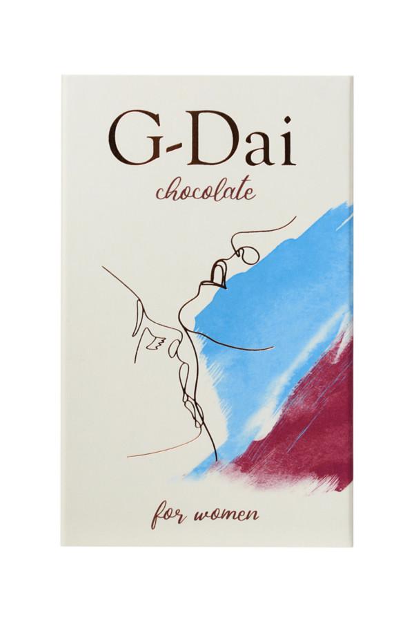 Возбуждающий шоколад для женщин ''G-Dai'', 15 гр, Категория - БДСМ, фетиш/БАДы/БАДы для женщин, Атрикул 0T-00015330 Изображение 3