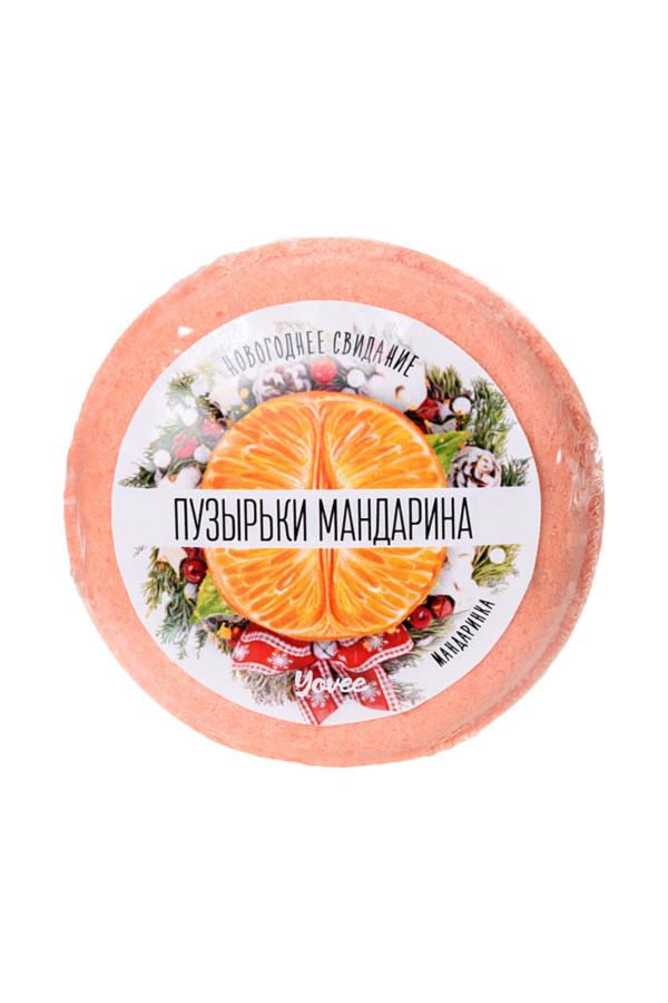 Бомбочка для ванны Yovee by Toyfa «Пузырьки мандарина», с ароматом мандарина, 70 г, Категория - Интимная косметика/Косметика для ванны и душа/Релакс-средства, Атрикул 0T-00015532 Изображение 3