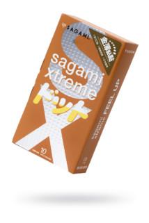 Презервативы латексные Sagami Xtreme Feel Up №10, 19 см, Категория - Презервативы/Классические презервативы, Атрикул 0T-00015768 Изображение 1