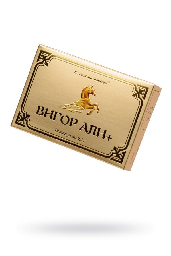Капсулы для мужчин «ВИГОР АЛИ +», для усиления эрекции, 1 шт., Категория - БДСМ, фетиш/БАДы/БАДы для мужчин, Атрикул 0T-00015849 Изображение 1