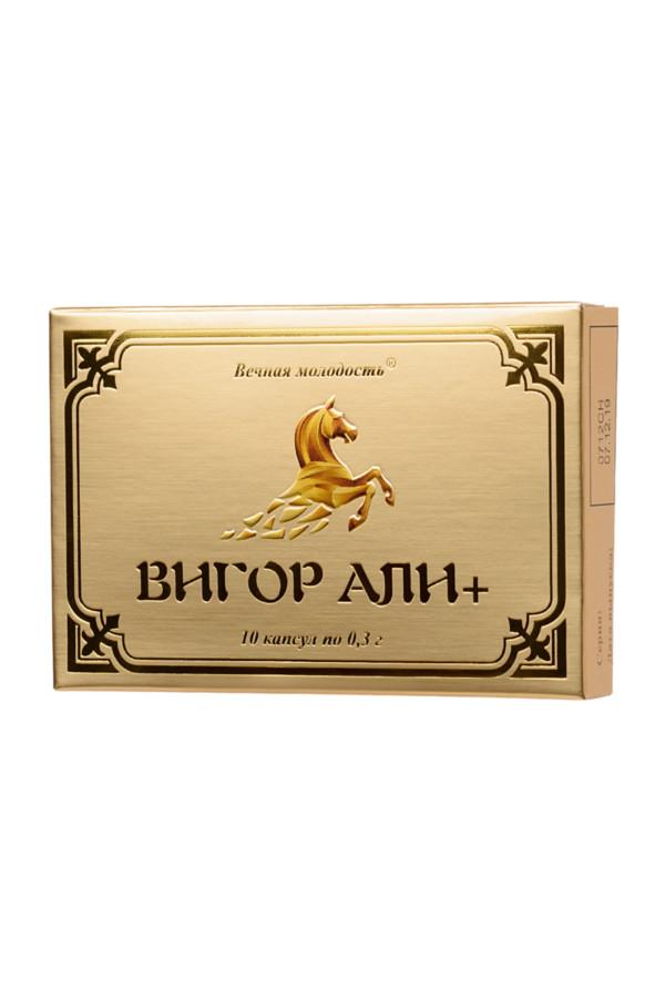 Капсулы для мужчин «ВИГОР АЛИ +», для усиления эрекции, 1 шт., Категория - БДСМ, фетиш/БАДы/БАДы для мужчин, Атрикул 0T-00015849 Изображение 2